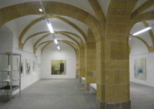 Restauration des voûtes de la galerie de l'Hôtel de Ville d'Yverdon-les-Bains