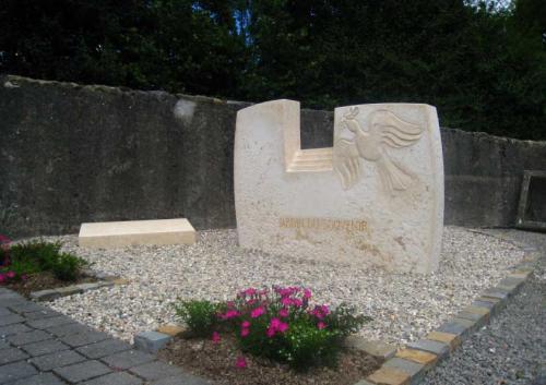Jardin du Souvenir pour le cimetière de Lussery-Villars