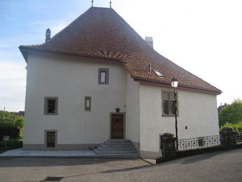 Restauration des tailles - Château de Donneloye