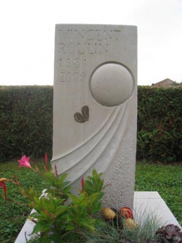 Monument en calcaire dure