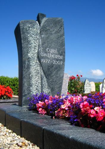 Monument en Serpentine
