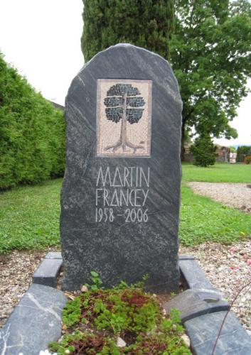 Monument en Serpentine avec mosaïque